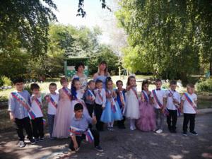ВЫПУСКНОЙ в СП «Детский сад» ГБОУ ООШ пос. Сборный