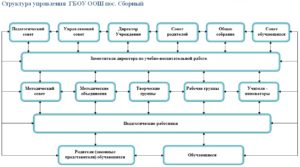 Cтруктура управления