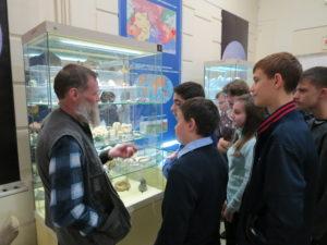 Экскурсия в Сызранский краеведческий музей