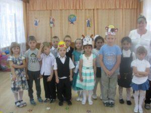 Дети старшей группы – будущие выпускники