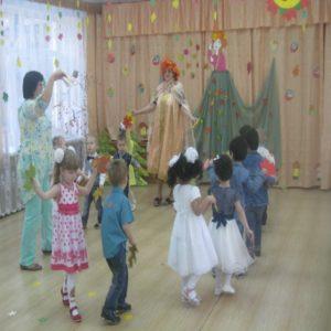 Осень в гостях у детей 2-ой мл. группы