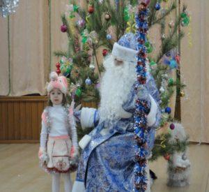 Стихи для Деда Мороза. 2-я мл гр.( восп. Конева Е.А.)