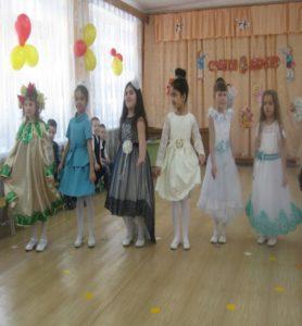 Песня-танец «Девушки фабричные»