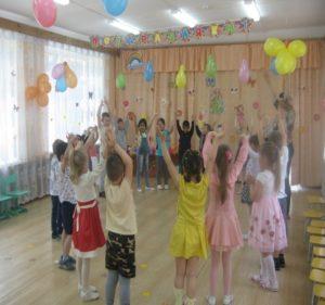 Танец «Хоровод дружбы»
