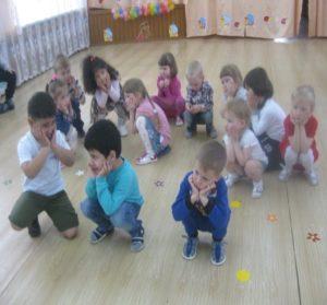 Танец «Улыбка» 2-я мл.гр.(восп. Конева Е.А.)