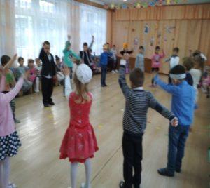 Танец «Тучка»