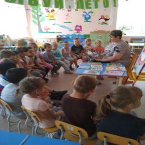 Чтение в детском саду. (Подг.гр.Восп.Зайцева Л.А)