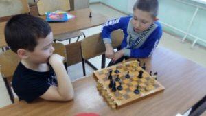 Всероссийский турнир по шахматам