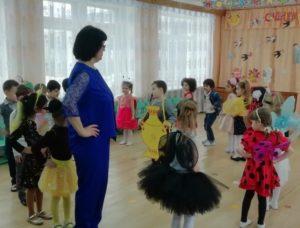 Танец «Пых» (1-я разн.гр., восп. Конева Е.А.)