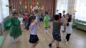 Танец для Феи «Лужок»