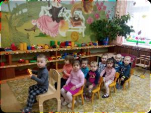 Сюжетно-ролевая игра «Поедем в гости на автобусе» (воспитатель Архипова Э.М.)