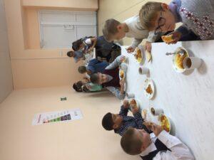 Горячее питание школьников